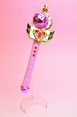 Sailor Moon 20th Henshin Wand Charm Stick & Rod Part1 Cutie Moon Rod