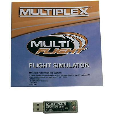 Multiplex MULTIflight Stick Multiplex 85147 Flugsimulator  X