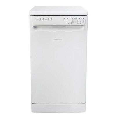Hotpoint SIAL11010P A+AA Rated 45cm Slimline Dishwasher with 10 Place Settings