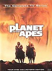 Planet of the Apes Complete TV Series ~ BRAND NEW 4-DISC DVD SET