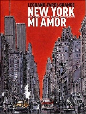 New-York mi amor - Type : Comic Nombre de pages : 92 Fabricant : NEUF