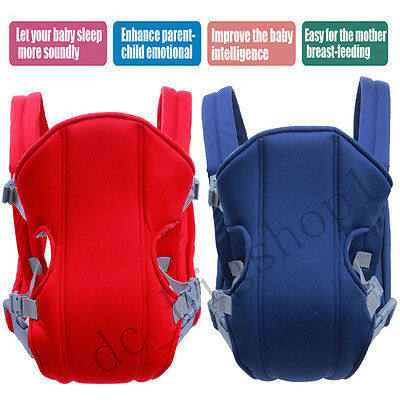 New Infant Baby Carrier Infant Backpack Kid Carriage Baby Wrap Sling Child Care