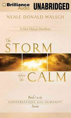 NEW The Storm Before the Calm by Neale Donald Walsch MP3 CD Book (English) Free