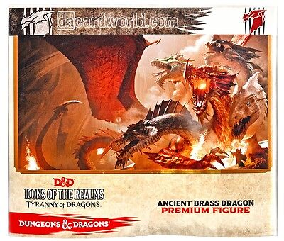 Dungeons & Dragons Miniatures Icons of the Realms: Tyranny of Dragons - Brass