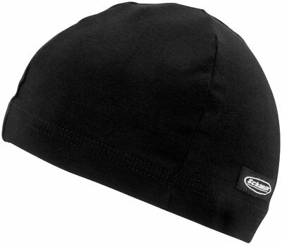Schampa SilkWeight Skull Cap One Size Black