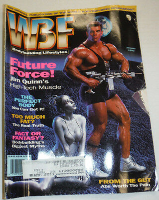 WBF Magazine Jim Quinn January 1992 112114R