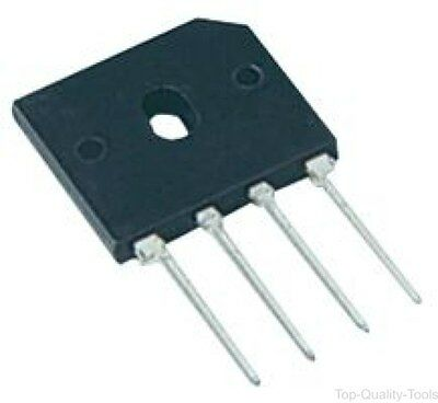 BRIDGE RECTIFIER, 4A, 800V, Part # GBU406