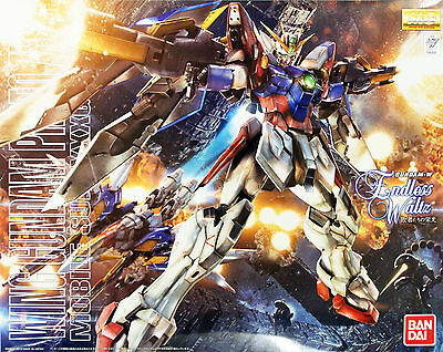 Bandai MG 836472 XXXG-OOWO Wing Gundam Proto Zero Endless Waltz 1/100 scale kit