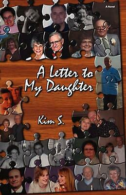 Letter to My Daughter by Kim S. (English) Paperback Book Free Shipping!