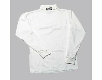 G-FORCE Racing Underwear Shirt Long Sleeve Large Natural Nomex SFI 3.3 Each