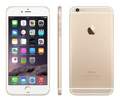 New Apple iPhone 6 Plus 16GB Factory Unlocked GSM 4G LTE Cell Phone - Gold