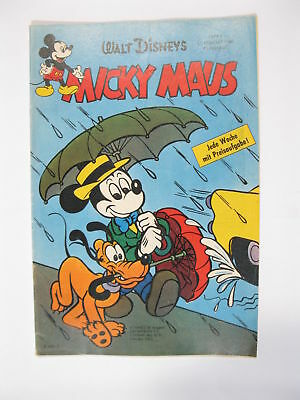 Micky Maus 1960/ 9  Originalheft vom 27.2.60  in Z (1-2) 55250