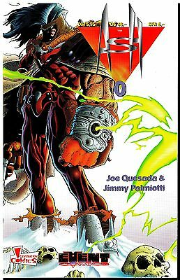 Ash Nr.0 / 2000 Joe Quesada & Jimmy Palmiotti