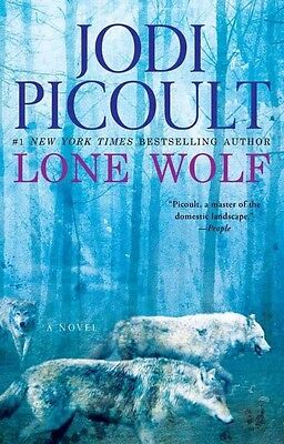NEW Lone Wolf by Jodi Picoult Paperback Book (English) Free Shipping