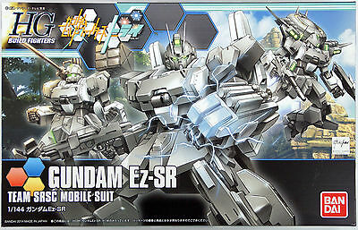 Bandai HG Build Fighters 021 GUNDAM Ez-SR 1/144 scale kit