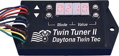 Twin Tuner II Fuel Injection and Ignition Controller Daytona Twin Tec  16203