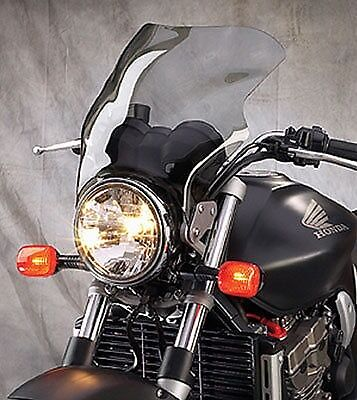 F-16 Touring Windshield National Cycle Light Tint N2524
