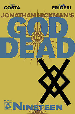 God is Dead #19 (NM)`14 Costa/ Frigeri  (Cover A)