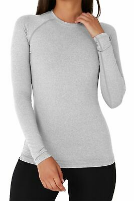 Women's TCA SuperThermal Long Sleeve Performance Base Layer Running Training Top