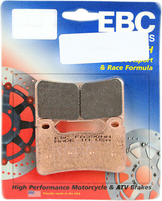 Double-H Sintered Brake Pads EBC FA390HH For Honda CB1000R CBR1000RR CBR600RR