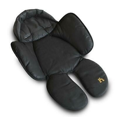 Out n About Nipper Newborn Baby Support Cushion Insert (Black)