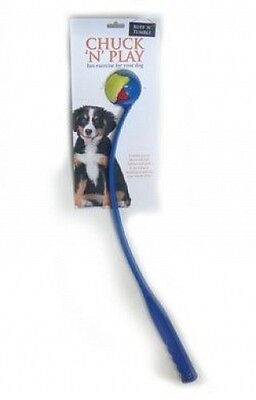 Sharples N Grant Chuck 'n' Play Lance-balle pour chien - Type : NEUF