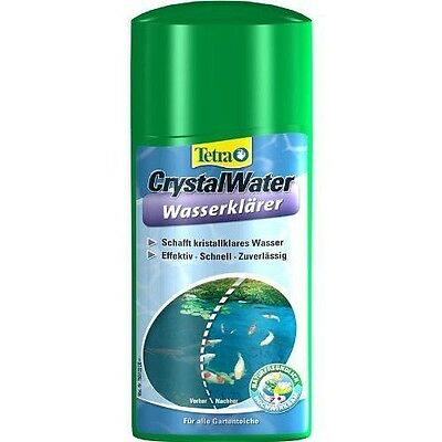 Tetra - 180611 - Pond CrystalWater - 500 ml [500 ML] - Clarification NEUF