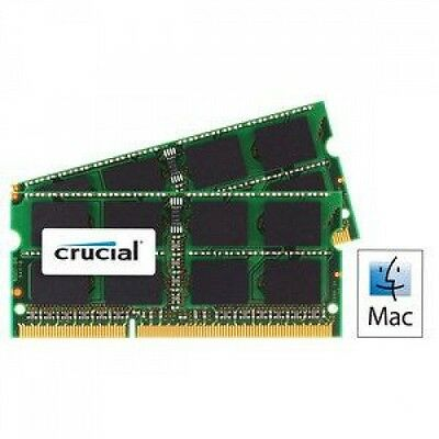 Kit Dual Channel SO-DIMM DDR3 PC10600 CT2C8G3S1339MCEU (garantie NEUF