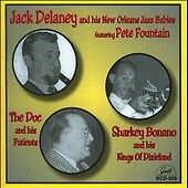 DELANEY, JACK & HIS JAZZ BA...-With Pete Fountain CD NEW