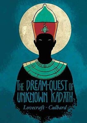 DREAM-QUEST OF UNKNOWN KADATH - H. P. LOVECRAFT (PAPERBACK) NEW