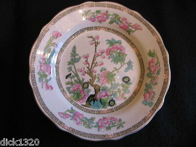 """LORD NELSON WARE 'INDIAN TREE' 9"""" LUNCHEON PLATE c.1950s/60s"""
