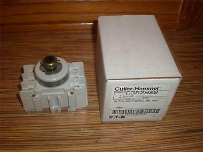 CUTLER HAMMER C362N80 SWITCH NON FUSIBLE 80A  600V SERIES A1 NEW IN BOX