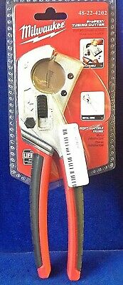 New Milwaukee 48-22-4202 ProPEX®PlasticTubing Cutter Free Shipping