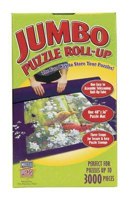 NEW Masterpieces Jumbo Roll-Up 3000 Pieces 50530