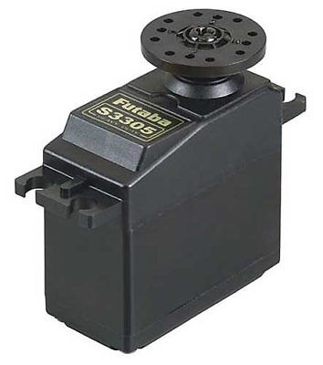 NEW Futaba S3305 Standard High-Torque MG Servo S3305