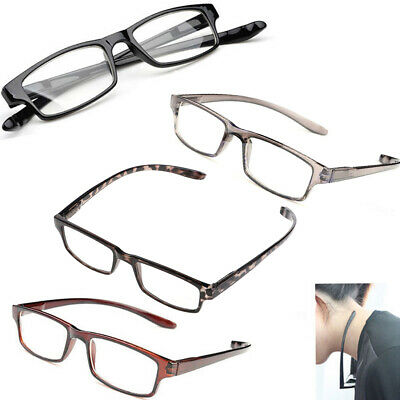 Fashion Comfy Reading Glasses Presbyopia Stretch 1.0 1.5 2.0 2.5 3.0 Diopter