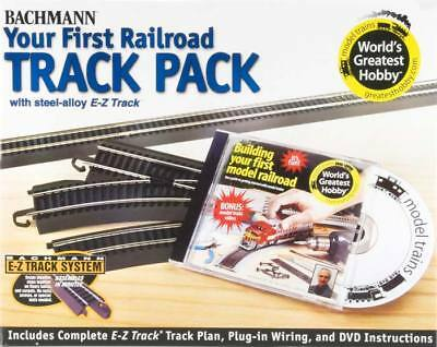 NEW Bachmann E-Z Steel Alloy World s Great Track Pack HO 44497