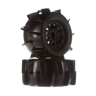 NEW Pro-Line Sand Paw 2.8  All Terrain Tires Mounted (2) 1186-15