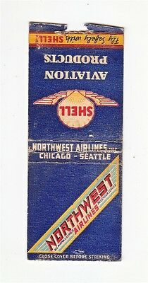 Matchbook: Northwest Airline - Shell Aviation Products