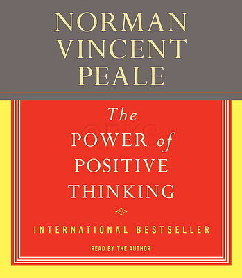 New CD  Power of Positive Thinking Norman Vincent Peale