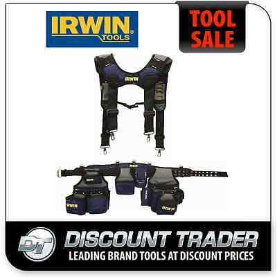 Irwin Ballistic Rig with Suspenders IR-30297