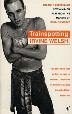 Trainspotting by Welsh, Irvine Paperback Book The Cheap Fast Free Post