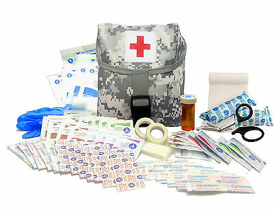 New Recruit First Aid Kit - Military IFAK Army Medic - ACU - #FA15