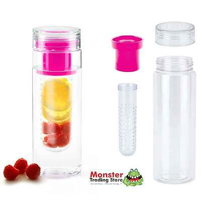Infuzeh20 Fruit-Infuser Water Bottles Bpa Free Make Your Own Flavoured Water