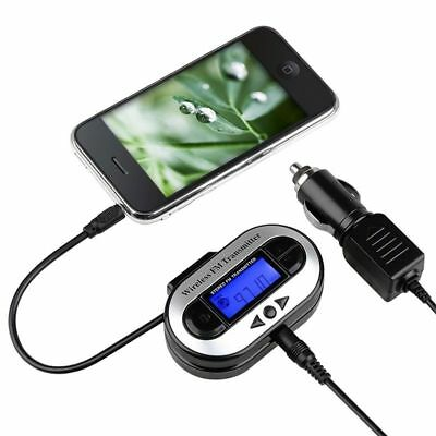 NEW CAR Radio FM Transmitter Accessory For Samsung Galaxy S7/S8/S8+/S9/S9 Plus