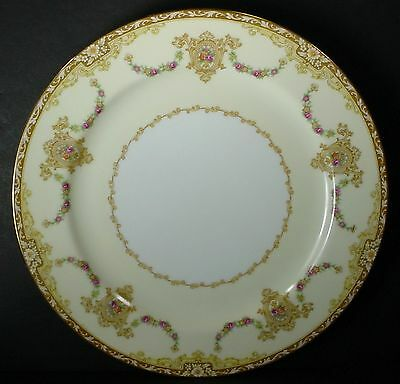 NORITAKE china CAMILLIA pattern No # DINNER PLATE 10""
