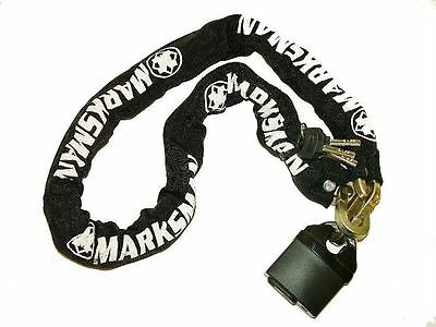Heavy Duty Steel Motorcycle Motorbike Bike Security Chain Lock 0.9M (900Mm)