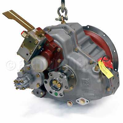 ZF IRM301A.2 2.551:1 Marine Boat Transmission Gearbox Down-Angle 3209001019