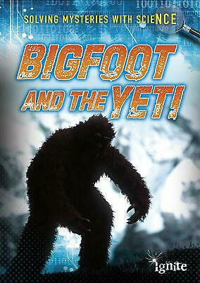 Bigfoot and the Yeti by Mary Colson Paperback Book (English)