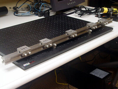 Newport X26 Rail System + 5 M-CN26-40 & 2 M-CN26-12 Carriers 720mm Posts Stages